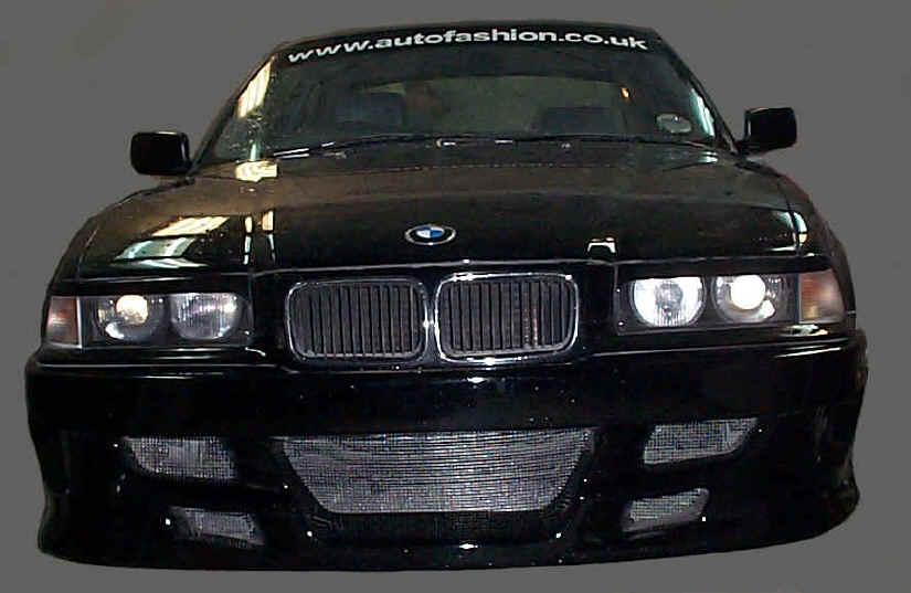 Animal front bumper from Autofashion