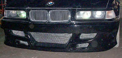 Front Animal bumper