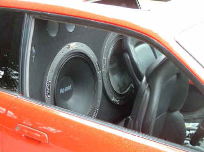 20 inch subs match 20 inch alloys